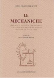 Del Monte Guido Ubaldo, Le mechaniche (Venezia 1581).