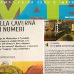 Su MATE, mensile di matematica, reportage su Mateureka di Salvatore Giannella